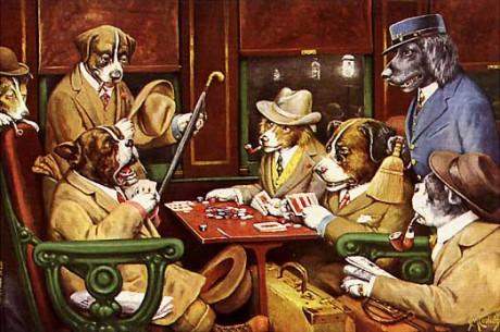 Poker niezbyt serio: Najśmieszniejsze reklamy pokerowe