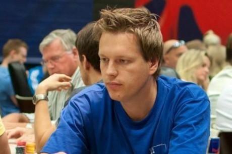 Tallinas EPT: Diena 4 - Rolands Norietis finišē 14. vietā (€10,000)