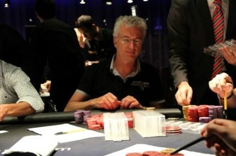Solo quedan 13 jugadores en el Estrellas Poker Tour de San Sebastián