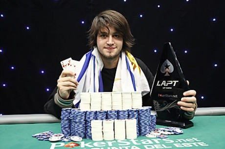 2011 PokerStars.net LAPT Punta del Este Day 4: Komaromi Becomes LAPT Champion