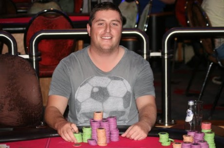 Paul Mallett Wins DTD Deepstack, Grand Prix Starts Today
