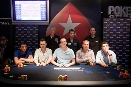 El Estrellas Poker Tour de San Sebastián llega a su fin