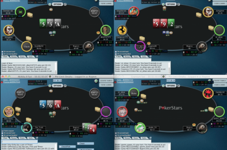 Pot-Limit Omaha: Video z PLO5