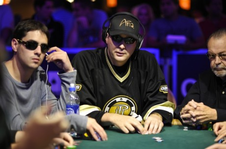 The Big Game: Loose Cannon vs Tony G e Phil Hellmuth!