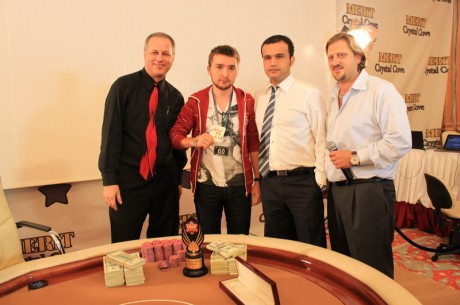 Merit Cyprus Classic Main Event: Тимур Ильясов - победитель