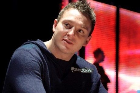 Sam Trickett Chip Leader in Epic Poker League Main Event Final Day