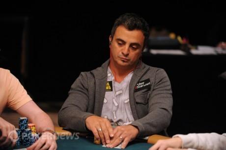Ένα χέρι από το Epic Poker League Main Event με τον Joe Hachem