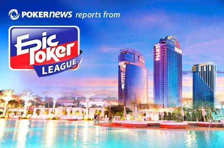 Sam Trickett leder med 18 kvar i EPIC Poker League