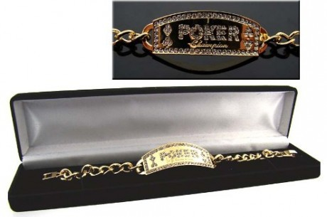Poker niezbyt serio: Pokerowa biżuteria