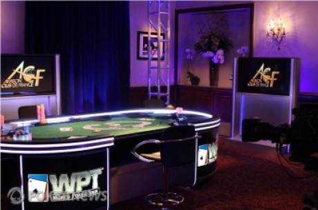 ACFPoker.fr : Super-sat WPT Paris High Roller (ticket 15.000€)