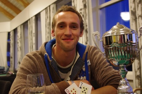 Daniel Johnsen vant NMM 2011