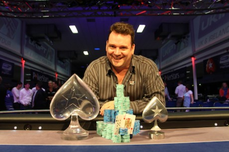 Fintan Gavin Wins UKIPT Edinburgh