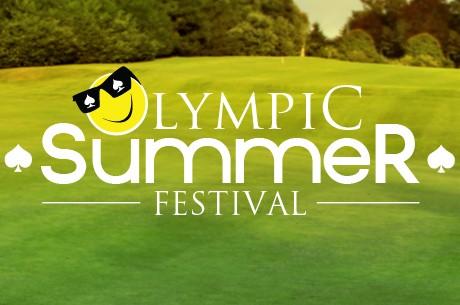 Tulekul traditsiooniline Olympic Summer Festival