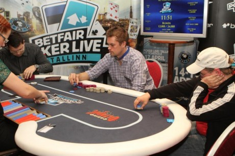 London and Dublin Stops for Betfair Poker LIVE Season 2