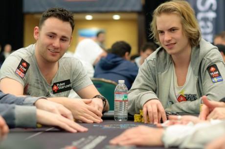 """Viktor """"Isildur1"""" Blom över $250k upp som Team PokerStars medlem"""