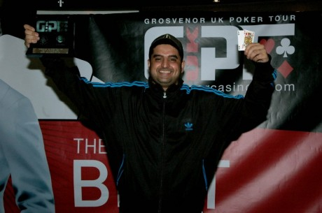 Chaz Chattha Wins GUKPT Luton Main Event