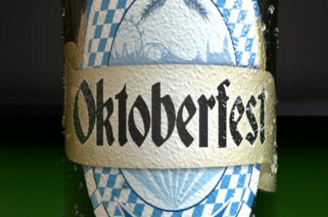 PartyPoker iknedēļas ziņas: Oktoberfest frīrolls un govs meklējumi ar Tony G