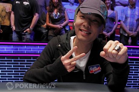 Epic Poker League의 챔피언 Chino Rheem,  EPL 카드 자격 정지
