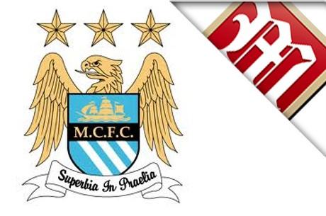 Mansion lämnar Tottenham för att sponsra Manchester City