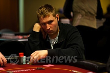 2011 PokerStars APPT Queenstown dag 1b: Schreiner er chipleder