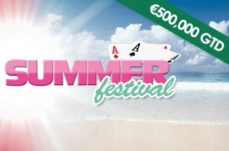 Triobet garanteerib täna algaval pokkerifestivalil €615K auhinnafondi!