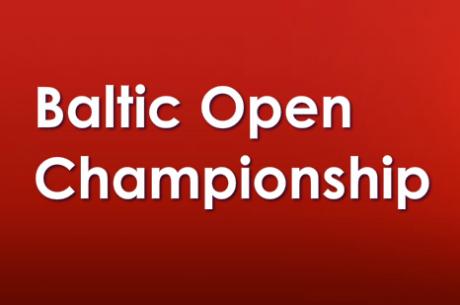 Viimased päevad kvalifitseerumiseks Baltic Open freerollile!