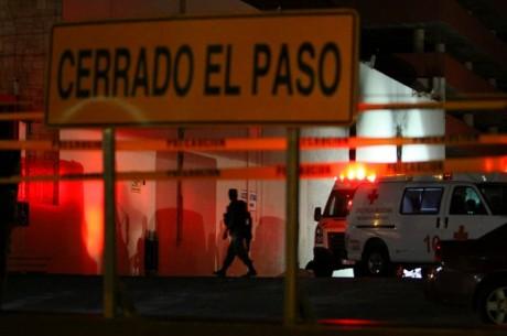 V Mexiku přepadli kasíno - 52 mrtvých