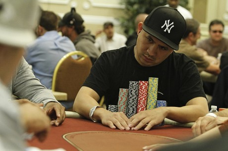 World Poker Tour Legends of Poker Day 1b: JC Tran Leads the Way into Day 2