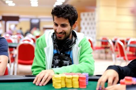 Zagrebas Eureka Poker Tour: Diena 2