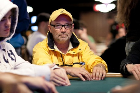 2011 World Poker Tour Legends of Poker Day 2: Aldridge Edges Out Slaubaugh for Lead