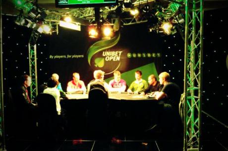 Følg Finalebordet Fra Unibet Open Dublin Live Her