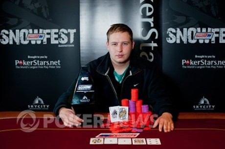 Marcel Schreiner gana el Pokerstars.net APPT Queenstown 2011