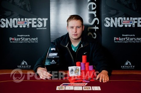 2011 PokerStars APPT Queenstown: Marcel Schreiner vant suverent