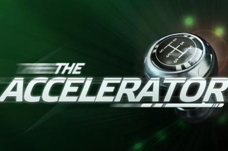 PartyPoker iknedēļas ziņas: Laimē $10k akcijā Accelerator un Grieķijas GSOP...