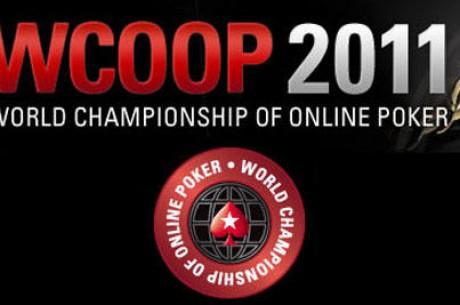 4 μέρες απέμειναν για την έναρξη του WCOOP 2011