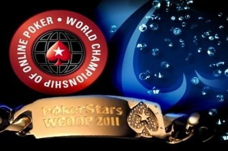 Отсчет времени до старта WCOOP - 6 дней до начала!