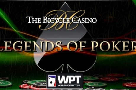 WPT Legends of Poker 进入最终桌