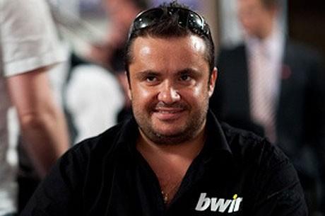 Tomeu Gomila 'Amatos', chip leader del Día 3 del EPT Barcelona 2011