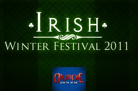 Kvalificējies uz Irish Winter Festival ar Olympic-Online