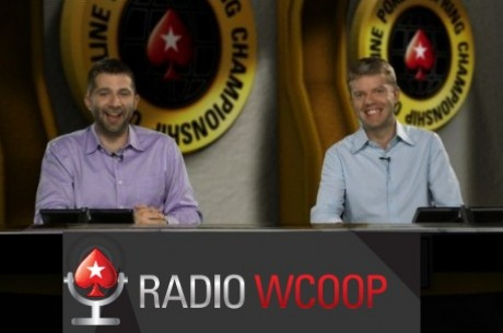 PokerStars Announce WCOOP Radio & TV Show