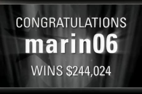 Представяме ви marin06 - първият българин шампион от...