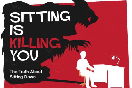 Špatná zpráva pro pokerové hráče - Sezení vás zabíjí!