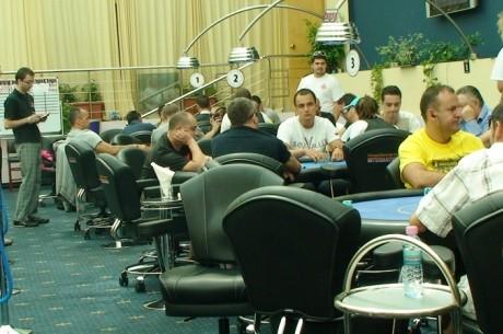 ФМС 2 покер Ден 1б, гросмайсторска сесия и турнир по...