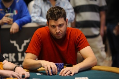 Epic Poker League Pro/Am #2 dag 1a: Ausmus leder