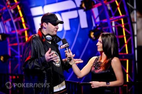 WSOP az ESPN-en: Hellmuth kiesett, megvan a buborék