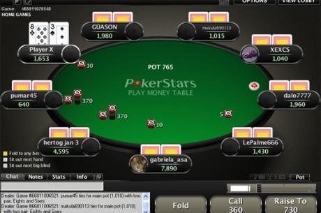 Nové vylepšení PokerStars software