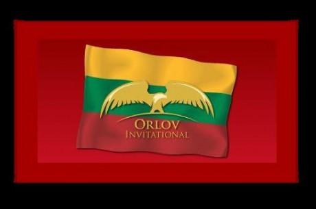 Orlov Invitational pokkeriturniiri võitis Orlov ise!
