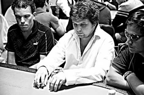 World Poker Tour Grand Prix de Paris 2011 Dia 1A: Mikko Sundell a liderar