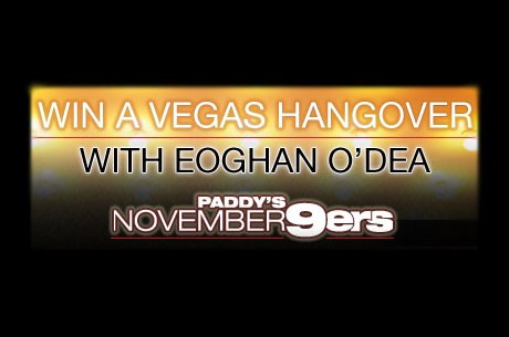 Jeďte sEoghanem O´Deou do Las Vegas