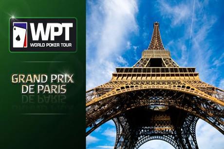 167 spelare återstår i WPT Grand Prix Paris – Lundmark med i toppen